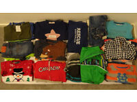 Bundle of clothes for 2-3 and 3-4 years old boy