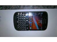 Blackberry Bold 9900 unlocked to any network