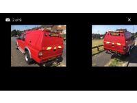Mazda B2500 4x4 Pickup Truck £2350 Ono