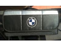 BMW badged boot bag for tools, weather gear etc