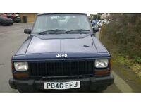 jeep cherokee 4.0 with working lpg