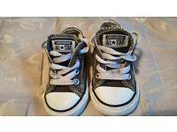 Infant Converse Size UK 5 - Green