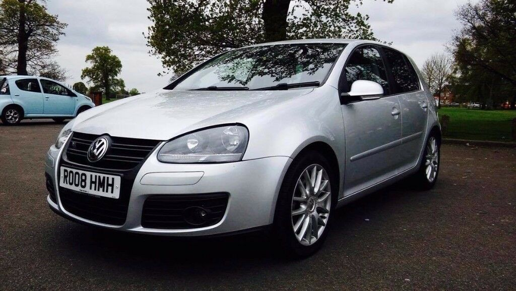 2008 Volkwagen Golf GT**NEW CAM BELT*MOT 19/04/18**FULL S HISTORY**82K MILES**MINT CONDITION