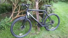 giant escape m1 xl 23 in frame hydraulic 24 speed,gorgeous to ride