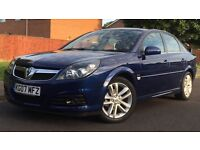 VAUXHALL VECTRA SRI 1.8L IVVT , SERVICED & MOTED