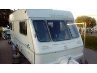 Fleetwood Countryside 2000 5 berth caravan