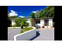The Butterfly House .. a Beautiful modern 4/5 bedroom bungalow to rent Dartington