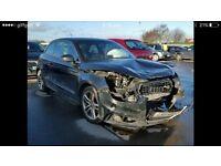 Audi a1 damaged