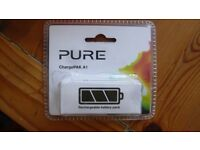 Pure Charge PAK A1 3.7 v Rechargeable Battery for Pure One Mi Mi Series 2 Radio