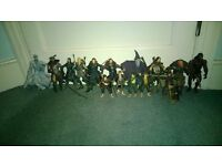lord of the rings figures - collectable