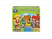 Orchard toys pop to the shops game brand new