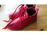 NEW - Roasted Red Ankle shoes