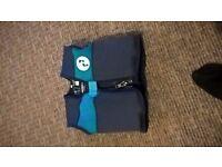 blue floatation vest 1-2 yrs