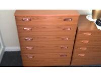 schreiber drawers x2