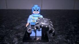 Lego minifigure batman series zodiac master