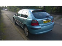 Rover 25 1.4 Impression S, great condition with service history
