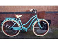 "Retro Bike 18"" Royal London Cruiser (RRP : £250)"