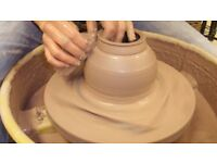 POTTERY THROW DOWN WORKSHOP