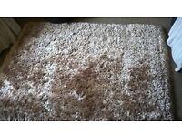 high pile homesense rug, 6ft x 4 ft