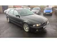 STUNNING 2003 BMW 520 2.2 M SPORT STYLING LONG MOT PX WELCOME