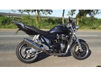 2003 SUZUKI GSX 1400 MUSCLE BIKE