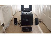 Surround sound Logitech Z-5400