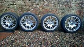 Motorsport 18inch alloys