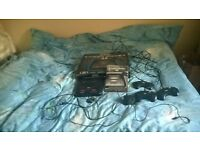 Sega Mega Drive 2 with box and instructions & Controllers