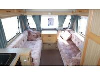 Eldiss GT Savanna 4 Berth Special Edition