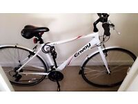White Apollo Envoy Hybrid Bike Men/Women - Excellent condition, rarely used - £100 Collection Splott