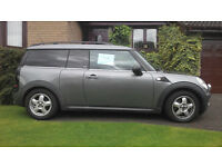 mini clubman for sale.