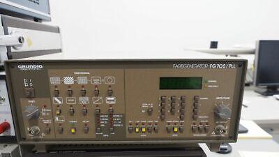 Grundig Farbgenerator Fg 70s Pll 348