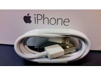 100% GENUINE Apple iPhone 6S 6Plus 6 5 5S 5C Lightning USB Charger Lead Cable FREE DELIVERY