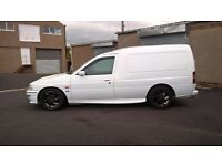 2002 FORD ESCORT VAN RS 2000 REP TURBO DIESEL SOLID NO ROT CHEAPER PX OR SWAP ��1595
