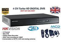 4 Channel Digital DVR Full HD