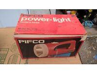 pifco power light