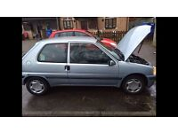 Peugeot 106, 8 months MOT, great little runner selling due to ill health