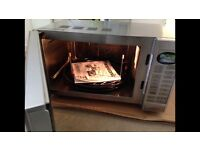 Panasonic 1000W microwave combi