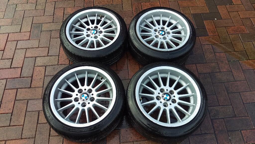 17 Quot Bmw Style 32 Wheels 8j 9j 3 5 Series E39 E36 E46