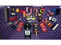 JOB LOT OF TOYS FOR SALE.