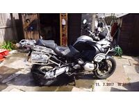 BMW R1200GS ADVENTURE FULLY LOADED SWAP/PX