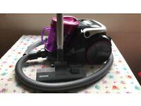 Hoover Spirit Bagless Cylinder Vacuum Cleaner