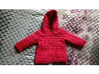 Girl's 18-24 months jacket