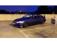 Honda Civic Coupe 1.6 Dohc EM1