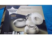 Tomme Tippee closer nature breast pomp