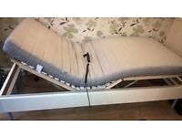 Ikea Sultan Landon Single Electric Bed - Excellent Condition