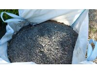 Plum Slate Small Chippings