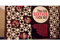The Fab 60s 20 x CD set