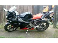 Aprilia RS50 2008 D50B0 72.2cc Big Bore