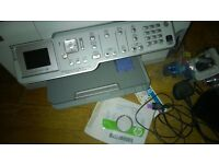 HP C7280 photosmart express